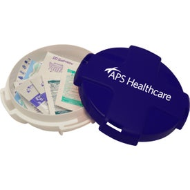Safe Care First Aid Kit Printed with Your Logo