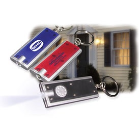 Safe-Night Light and Key Chain for Promotion