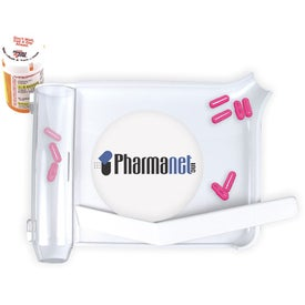 Safe'n Easy Pill Counter Tray for Marketing