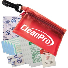 Safescape First Aid Kit for Advertising
