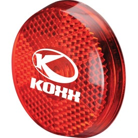 Safety Clip-On Reflector Giveaways