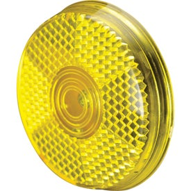 Monogrammed Safety Clip-On Reflector