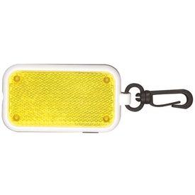 Monogrammed Safety Light/Reflector