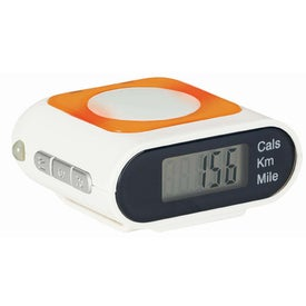 Safety Pedometer for Customization