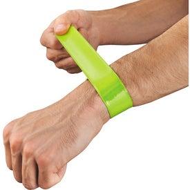 Company Safety Slap Bracelet