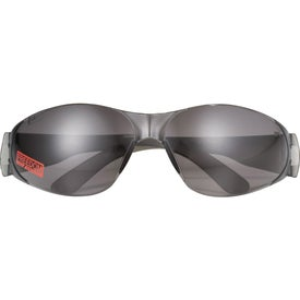 Printed Safety Works Checklite Closefitting Safety Glasses