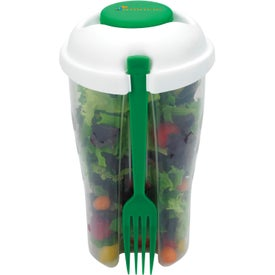 Promotional Salad Cup