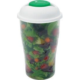 Salad Cup Imprinted with Your Logo