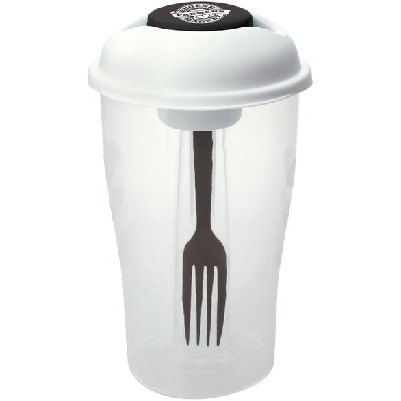 Salad Cups Personalized Lunch Bags