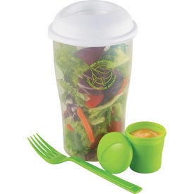 Salad Shaker Set with Your Logo
