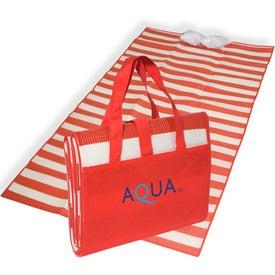 San Tropez Beach Mat for Customization