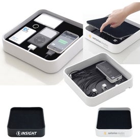 Sanctuary Charger (White and Black)