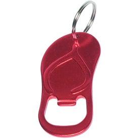 Sandal Bottle Opener Key Ring Giveaways