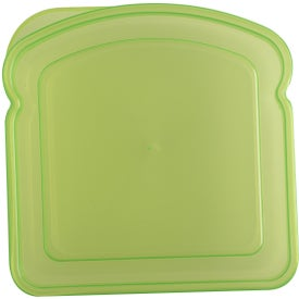 Monogrammed Sandwich Keeper Container