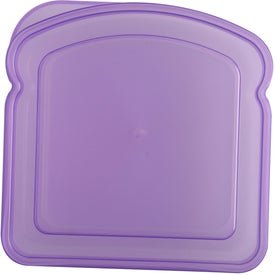 Sandwich Keeper Container with Your Logo