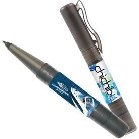 Personalized Sani-Mist Pocket Sprayer + Writing Pen