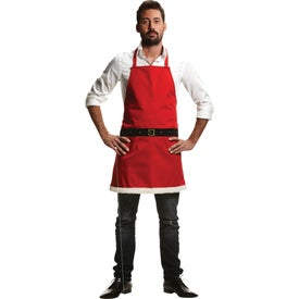 Customized Santa's Apron
