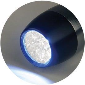 Printed Saturn Flashlight