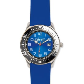 Branded Scout Silcone Analog Watch