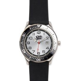 Promotional Scout Silcone Analog Watch