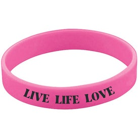 Screened Wristband for Your Organization