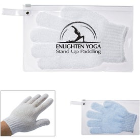 Scrub-A-Dub Bath Glove Giveaways