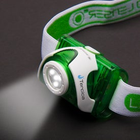 SE03 Headlamp Imprinted with Your Logo