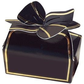 Custom Seduction Bow Box with Truffles