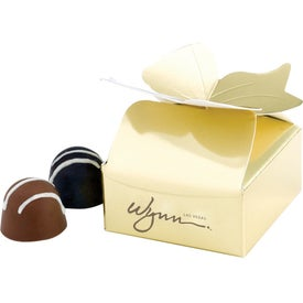 Seduction Bow Box with Truffles