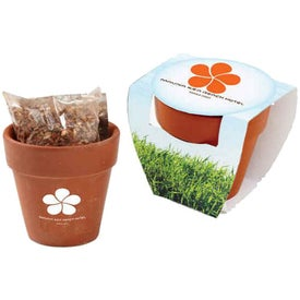 Seed Sensations Terra Cotta Pot