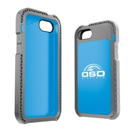 Seismik Suspension Frame Case for iPhone 5 Imprinted with Your Logo