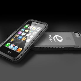 Personalized Seismik Suspension Frame Case for iPhone 5