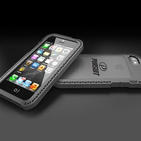 Logo Seismik Suspension Frame Case for iPhone 5