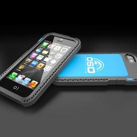 Seismik Suspension Frame Case for iPhone 5 for your School