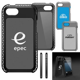 Seismik Suspension Frame Case for iPhone 5 for Advertising