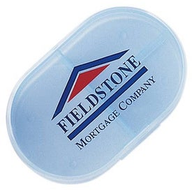 Select-All Pill Box Imprinted with Your Logo