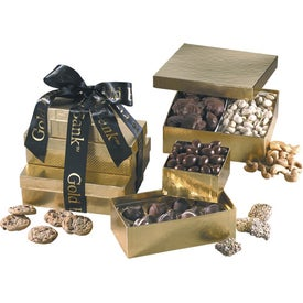 Sentiment Gift Boxes with Gourmet Fills