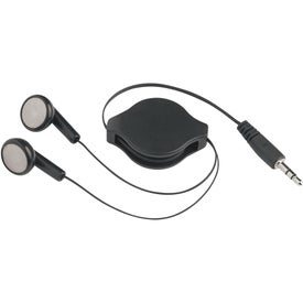 Set of Retractable Ear Buds for your School