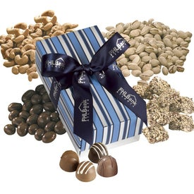 Seurat Gift Box with Chocolate Fills