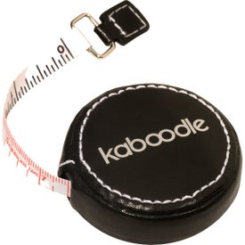 Seventh Avenue Round Tape Measure with Your Slogan