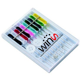Sewing Kit (White)