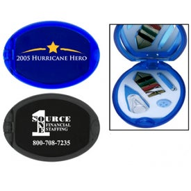 Sewing Kit with Mirror with Your Logo