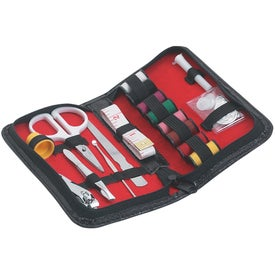 Sewing and Manicure Kit with Case for Your Organization