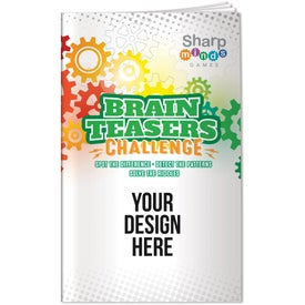 Sharp Minds Brain Teasers (26 Sheets)