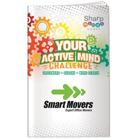 Sharp Minds Your Active Mind Challenge (26 Sheets)