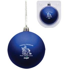 Shatter Resistant Ornament Giveaways