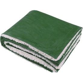Promotional Sherpa Blanket