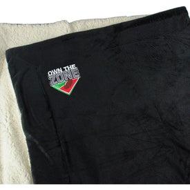 Printed Sherpa Blankets