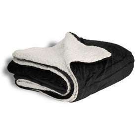 Logo Sherpa Blankets