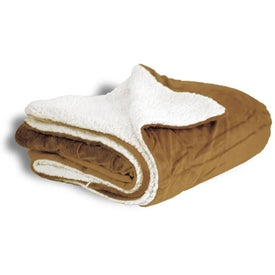 Customized Sherpa Blankets